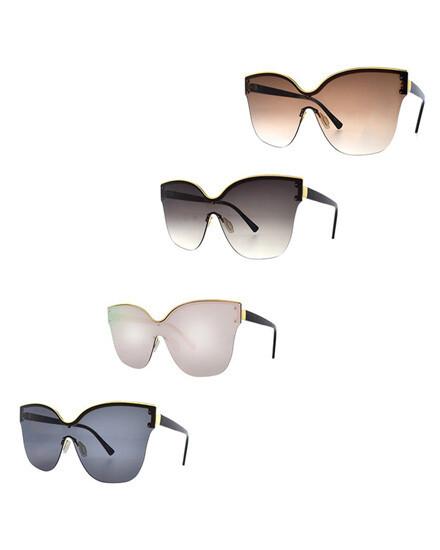 Oversize Designer Sunglasses