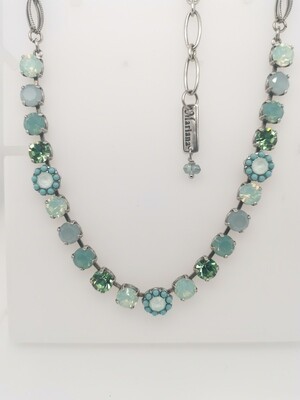 Mariana Green Teal Multi Neck