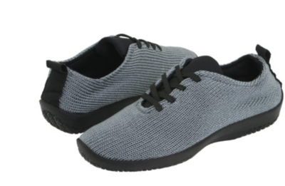 Arcopedico Man's Titanium 1152 Knit Sneaker