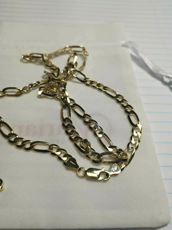 Figaro Chain 24