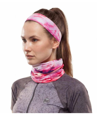 682-120-119385 Coolnet UV Buff Neck Ray Rose Pink