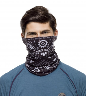 ORIGINAL Buff Neck New Cashmere Black