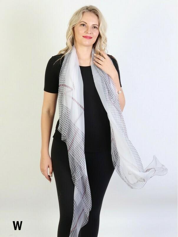 Silky Soft Scarf