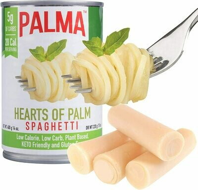 KETO Low Carb Pasta from Hearts of Palm