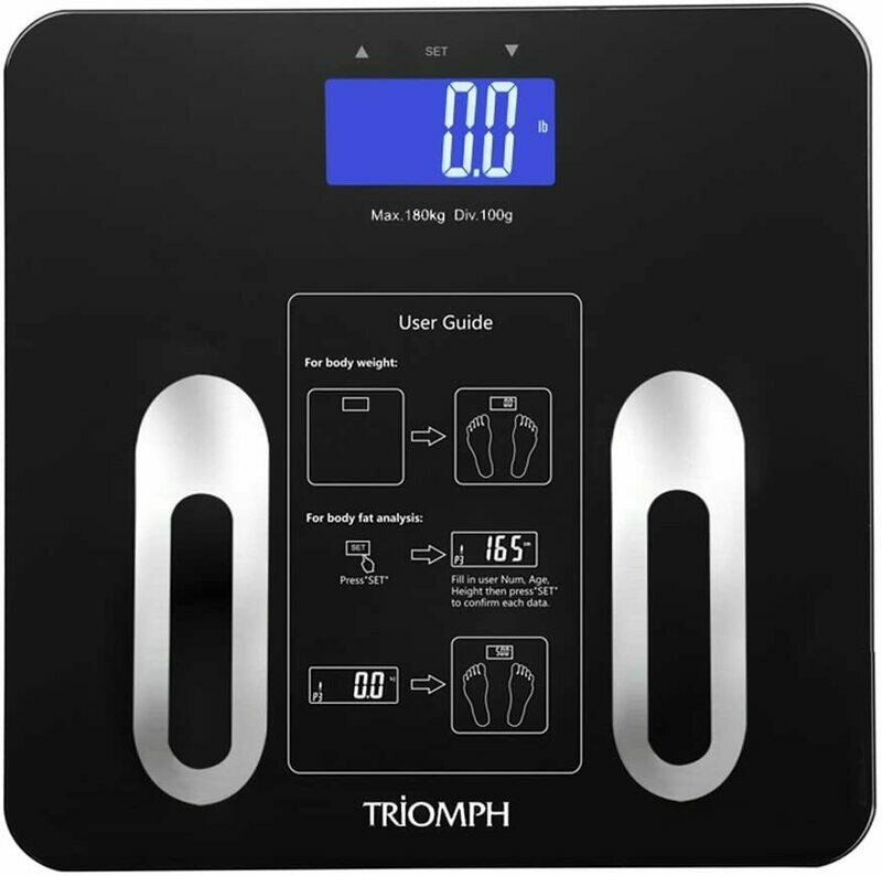 KETO Triomph Body Scale