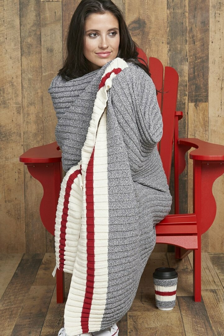 Collegiate Blanket R120