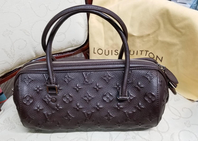 Louis Vuitton 2012 Limited Edition Revelation Bag