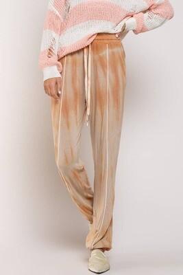 Felt Soft Knit Pants | POL 100-SMP382