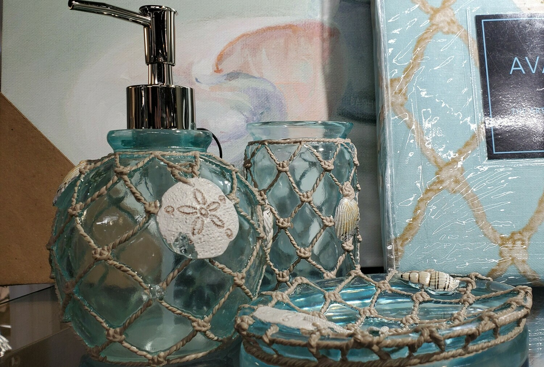600- Avanti Seaglass Bathroom Collection R24