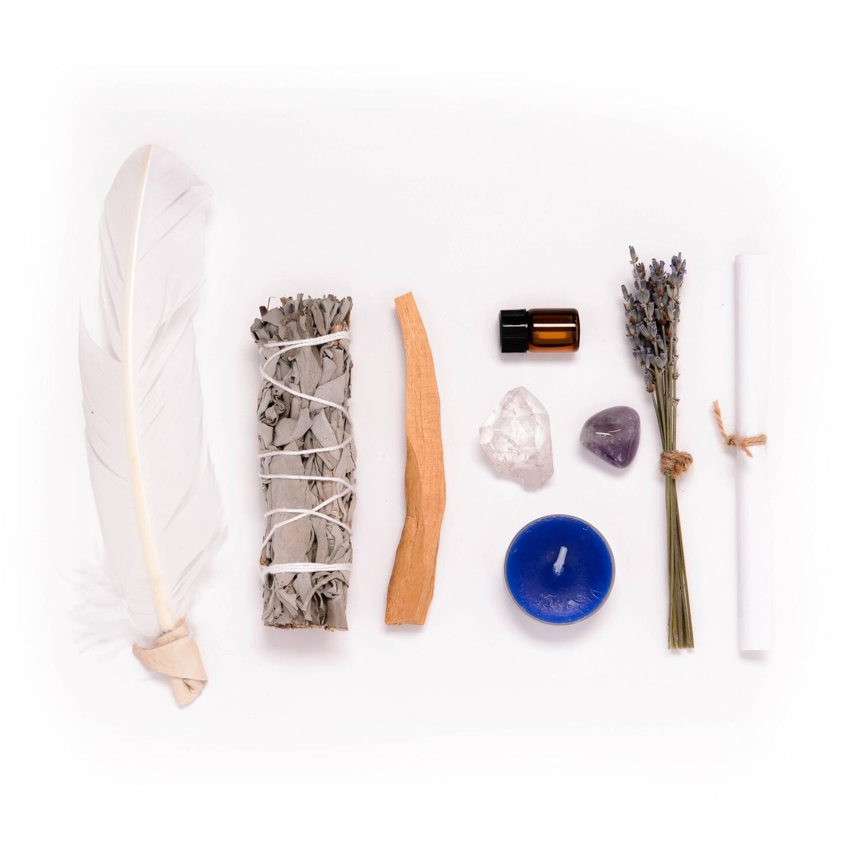 Tranquility & Peace Ritual Kit | J. Southern Studio