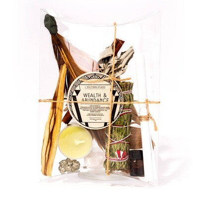WEALTH & ABUDANCE RITUAL KIT