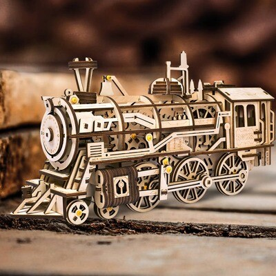 DIY Locomotive Kit