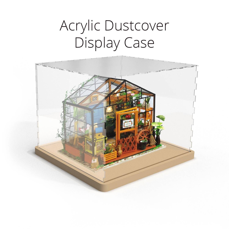 Acrylic Dustcover Case