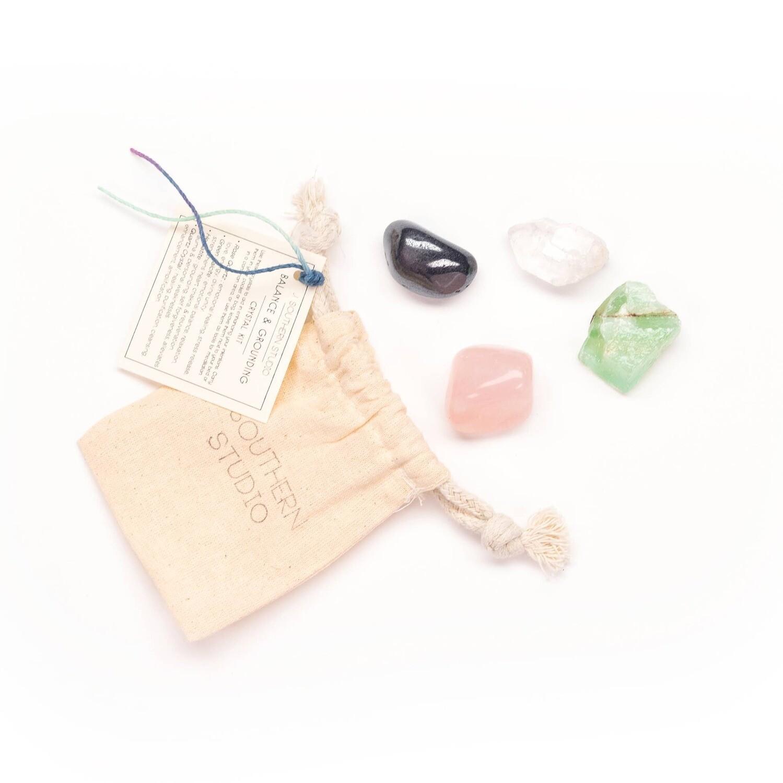Balance & Grounding Crystal Kit | J. SOUTHERN STUDIO