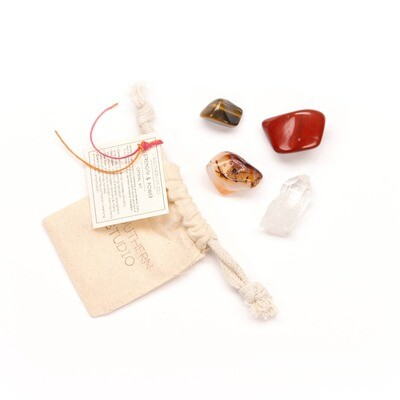 STRENGTH & POWER CRYSTAL KIT