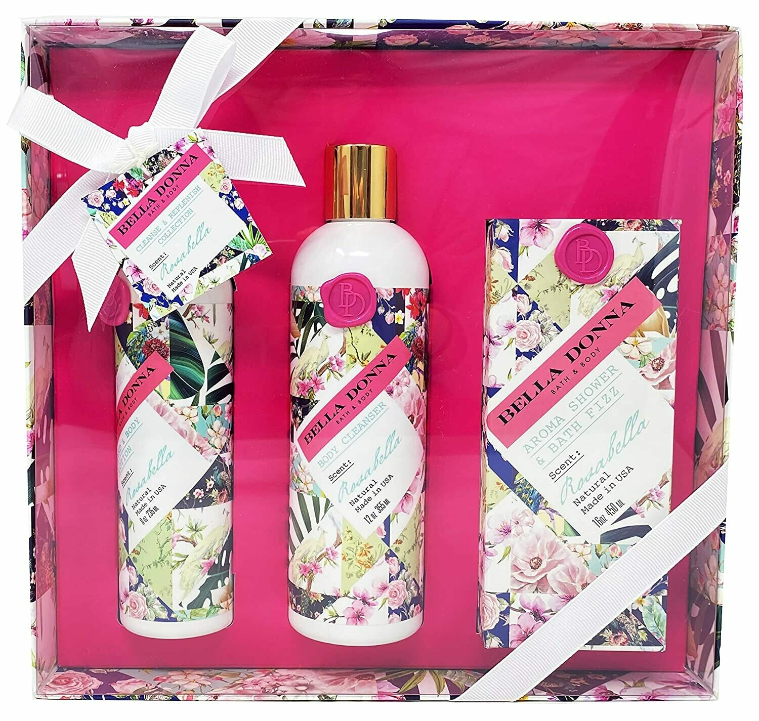 OCEAN FRONT ARMOTHERAPY ROSABELLA GIFT SET