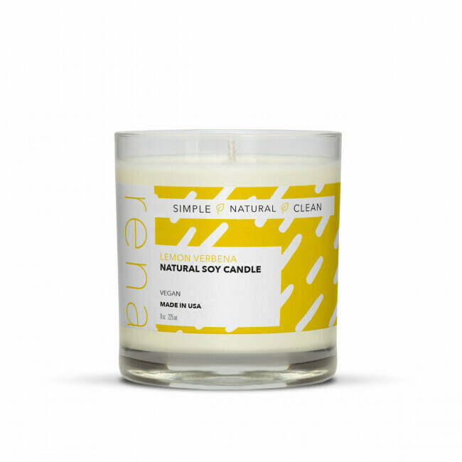 RENA NATURAL SOY CANDLE