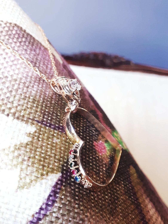 Repurposed Heirloom Jewellery