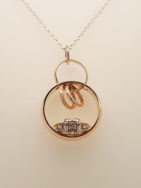 KDESIGN CUSTOM | Repurposed Family Jewellery