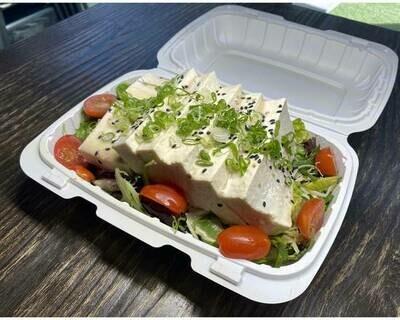 Cold Tofu Poke Salad
