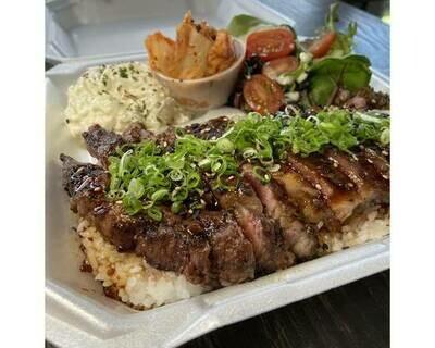 Kalbi Ribeye Steak