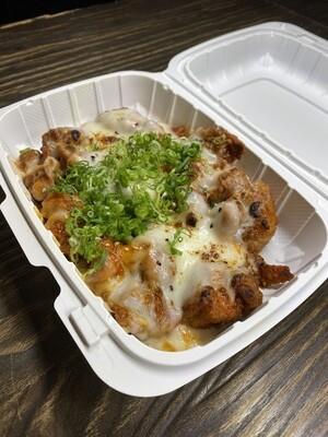 Gangnam Spicy Chicken