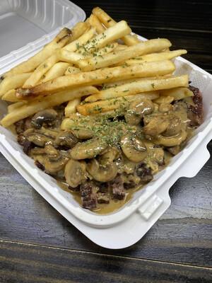 Steak Diane Frites