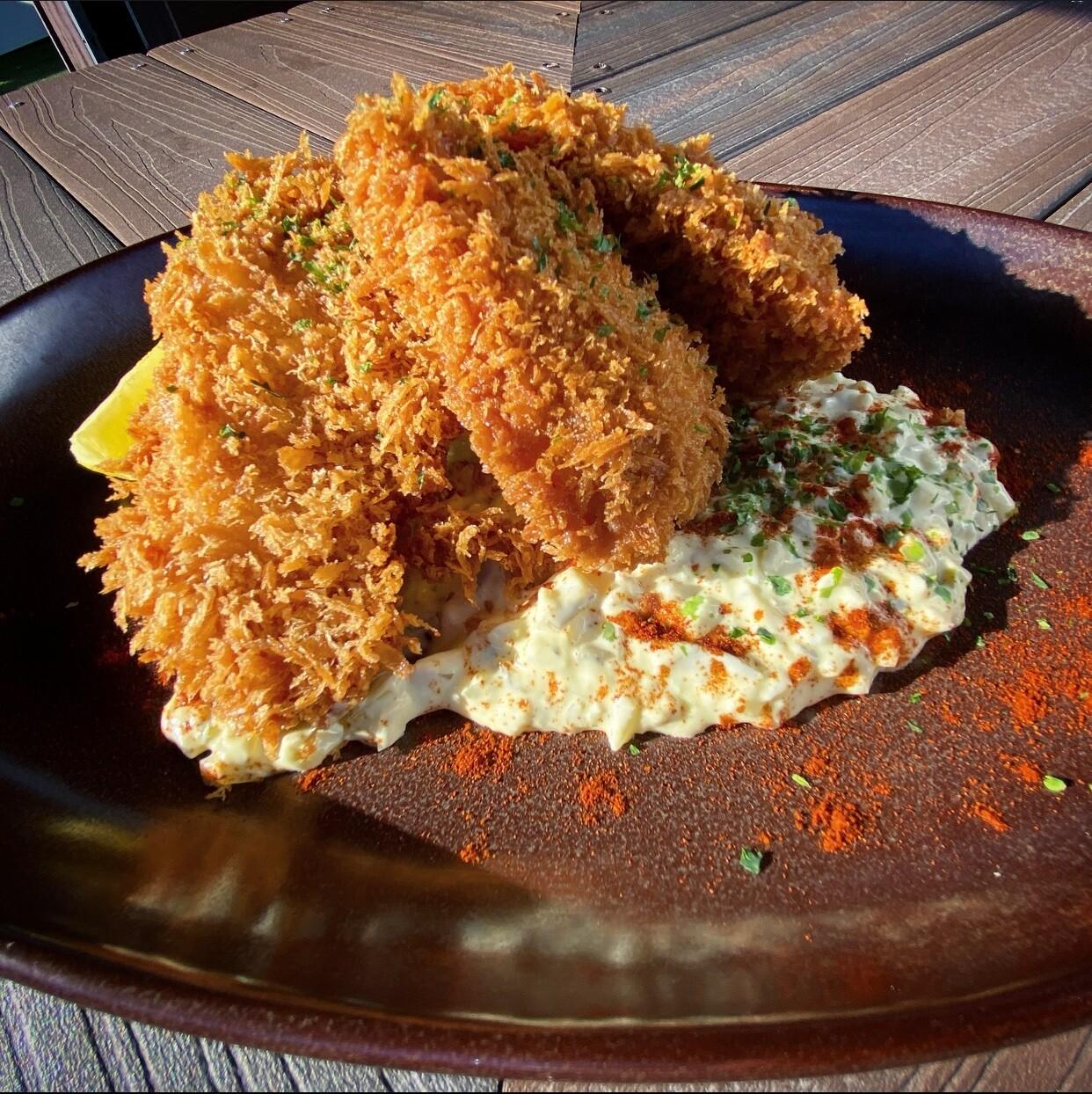 Hamachi Fry