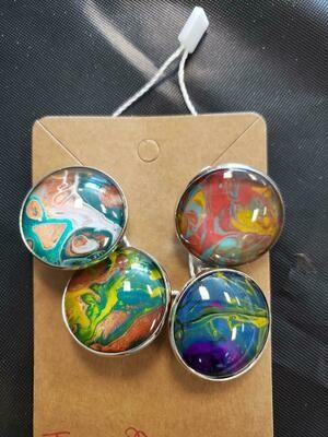 Pouraholic Buttons