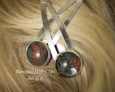 Jewelry - Hair Clips Set of 2