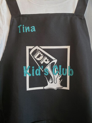 Kid's Club Apron