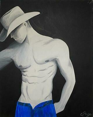 Kit de Pintura: Alejandro (Canvas Mediano 12x16)