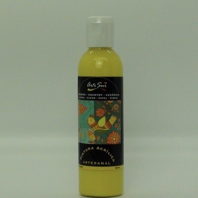 Artisur 120ml Amarillo Sol