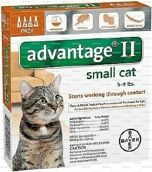 ADVANTAGE II CAT 0-9LB