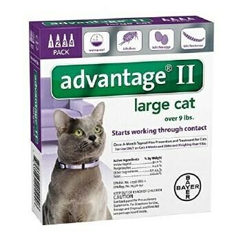 ADVANTAGE II CAT 10-18LB