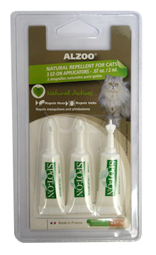 ALZOO SPOT ON CAT 3/1ML
