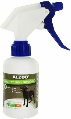 ALZOO REPEL DOG SPRAY 250ML