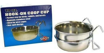 Ethical Products Spot Stainless Steel Coop Cup Wire Hanger 10oz
