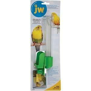 JW Clean Seed Silo Bird Feeder Large