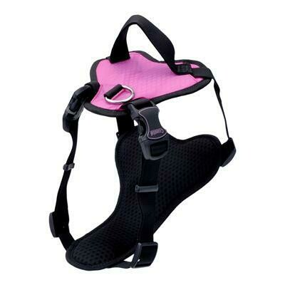"""CO INSPIRE HARNESS 1"""" 26"""" LARGE PINK"""