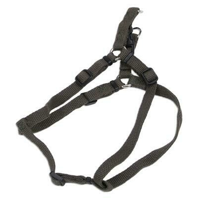 COASTAL SOY HARNESS 3/8 12/18 FOREST GREEN