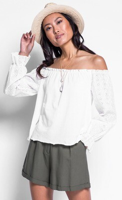The Jannette Top