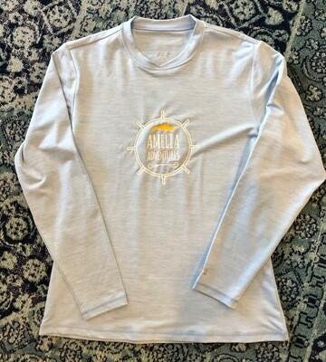Malibu UPF 50 Solar Shirt Large Logo