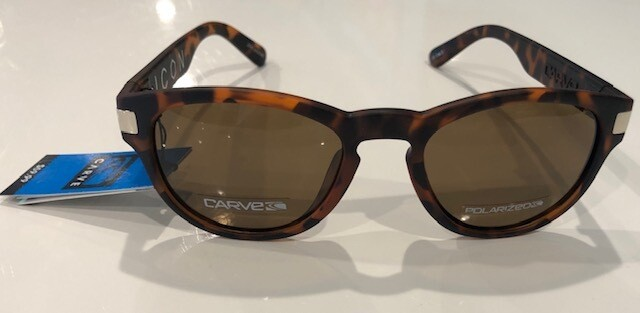 ICON Polarized Lens Brown Tortoise