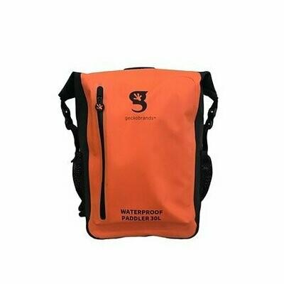 geckobrands Paddler 30L Waterproof Backpack-2 Colors