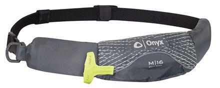 Onyx Inflatable Belt Pack PFD