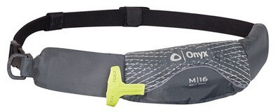 Onyx Inflatable Belt Pack PFD