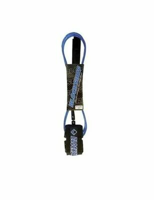 Blocksurf Powerline Leash 8ft-Black