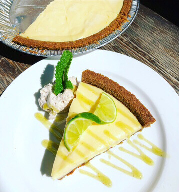 AGAVE KEY LIME PIE - WHOLE