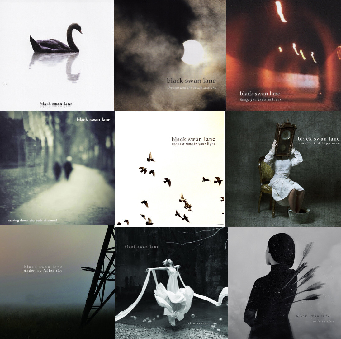 THE BLACK SWAN LANE ULTIMATE COLLECTION
